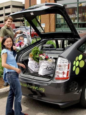 CarShare Vermont members