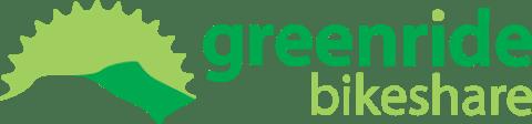 Greenride bikeshare logo