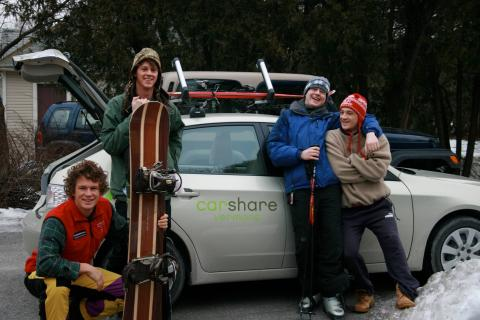 CarShare Vermont Campus Program
