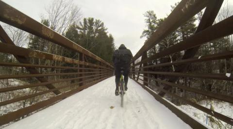 Bike Commuting in Chittenden County