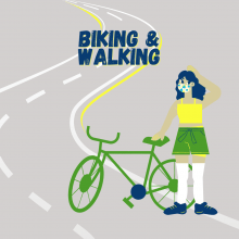Biking & Walking
